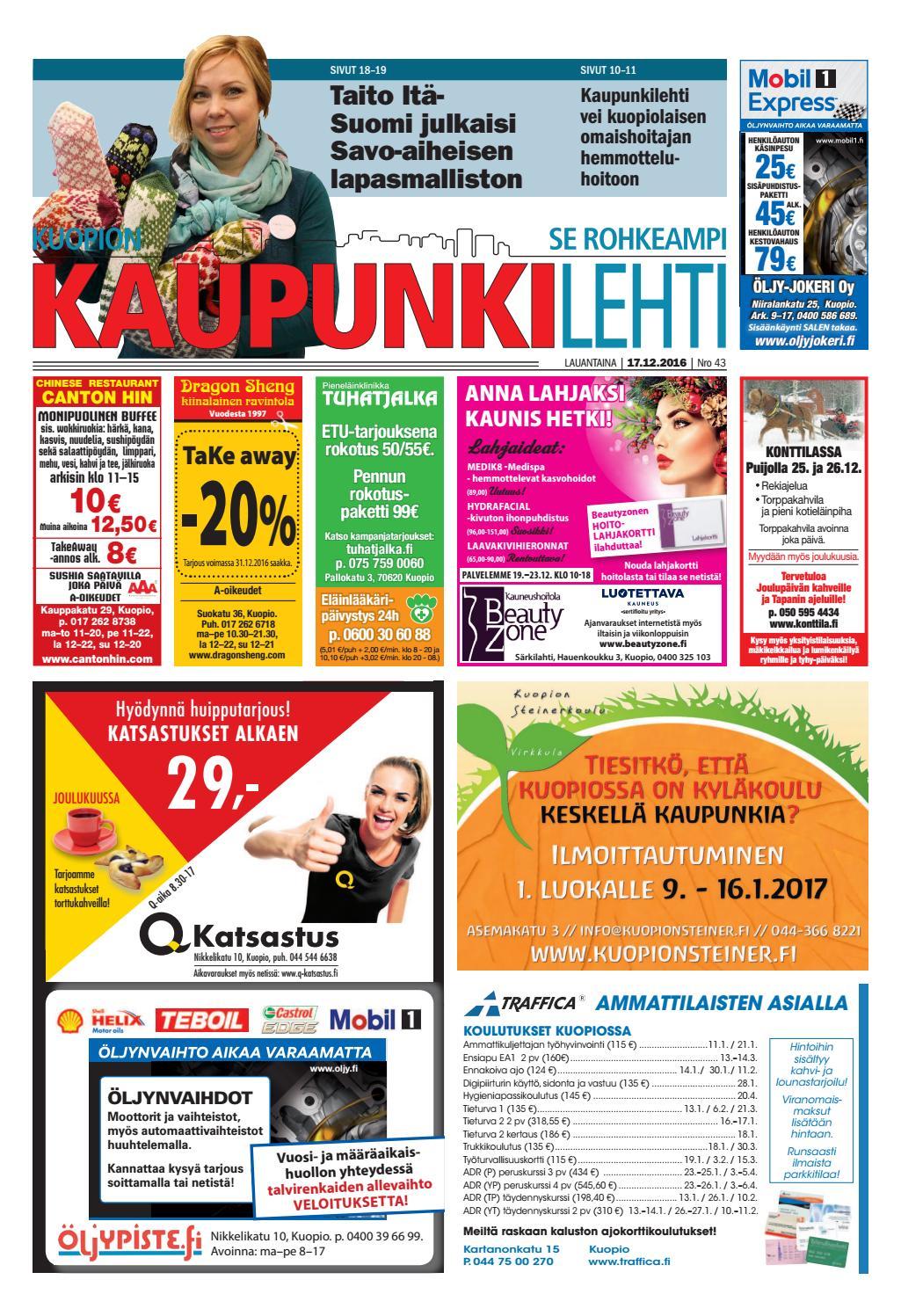 Kuopio Rokotus