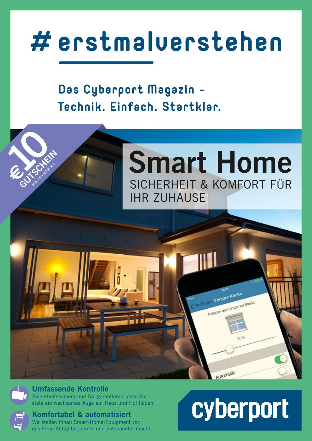 das cyberport magazin sicherheit komfort f r ihr. Black Bedroom Furniture Sets. Home Design Ideas