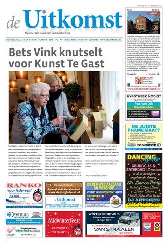 4787d2c8342b55 De uitkomst week 50 2016 by Uitgeverij De Uitkomst - issuu