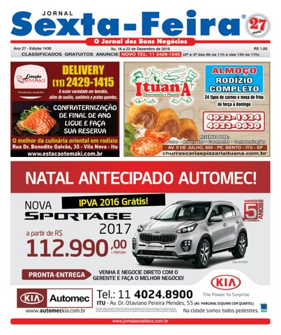 915c855b9 Jornal Sexta Feira, Itu, Edicao 1430 by Jornal Sexta Feira - issuu