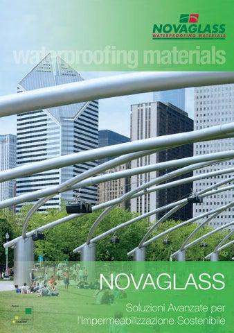 Novaglass Waterproofing Materials - Issuu