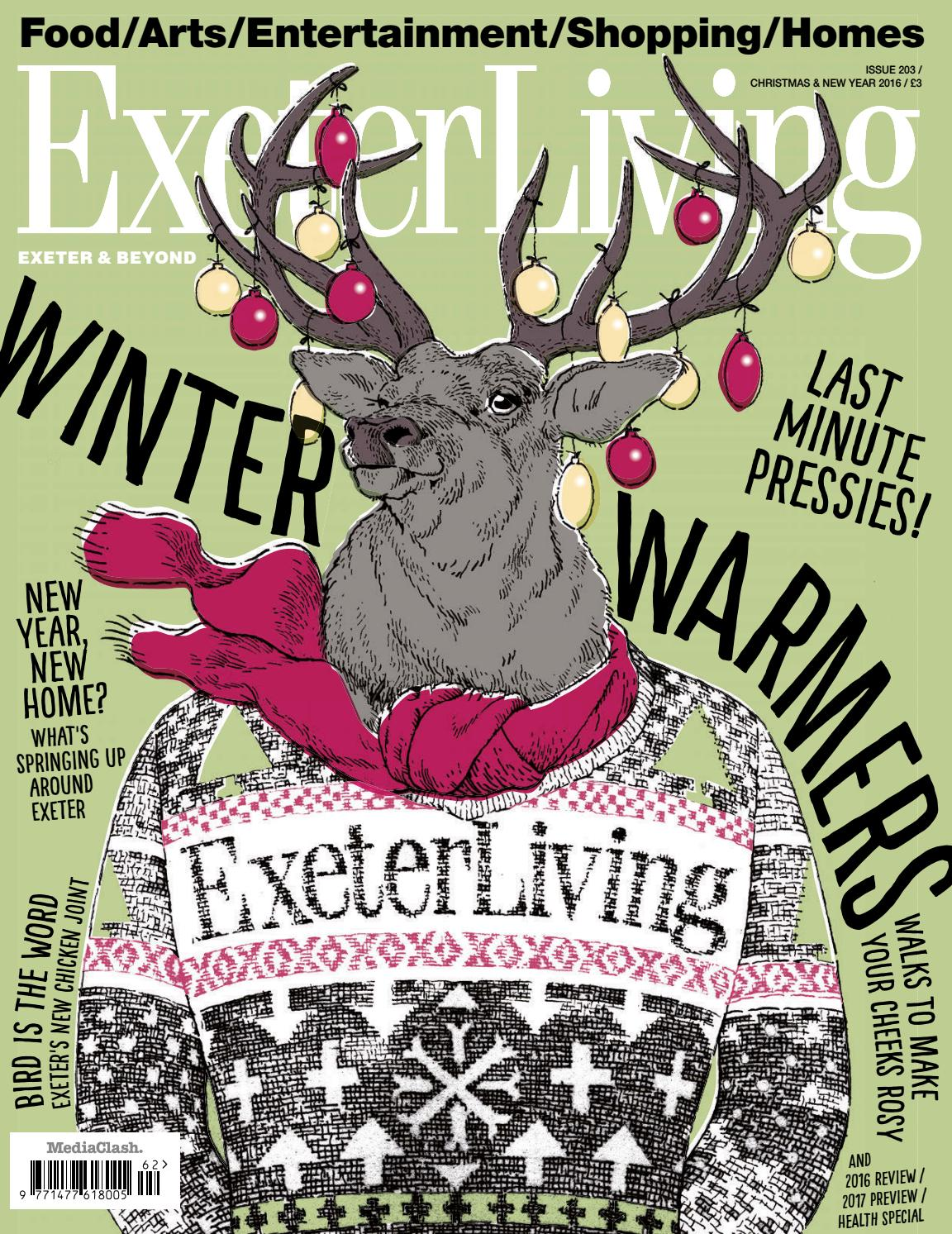 Exeter Living Issue 203 By Mediaclash Issuu