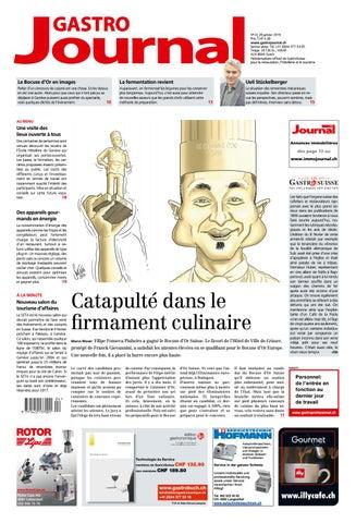GastroJournal 04 2016 By Gastrojournal