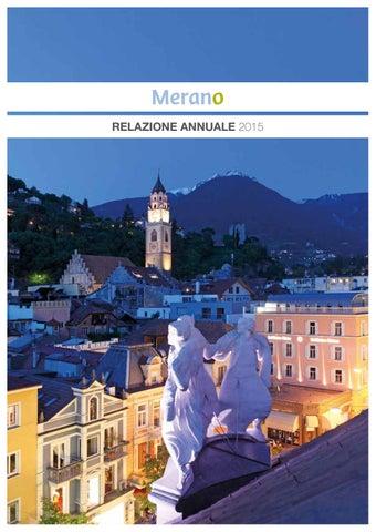Azienda di Soggiorno Merano - Relazione annuale 2015 by Tourist ...