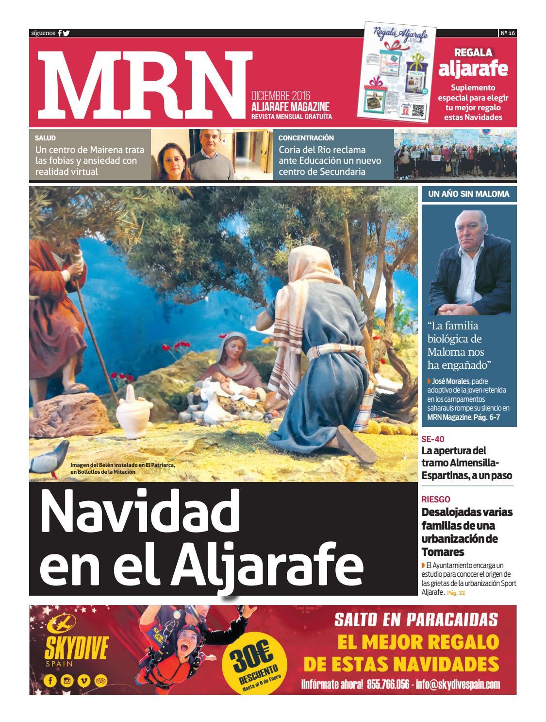 MRN ALJARAFE MAGAZINE Nº16 by MRN-ALJARAFE MAGAZINE - issuu