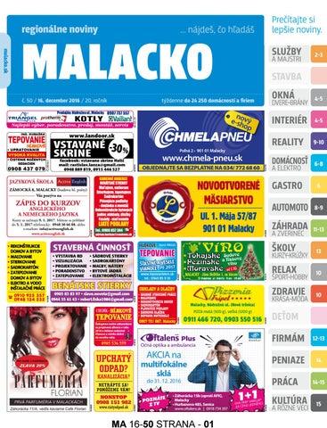 f1cef37ee52b Malacko 16-50 by malacko malacko - issuu