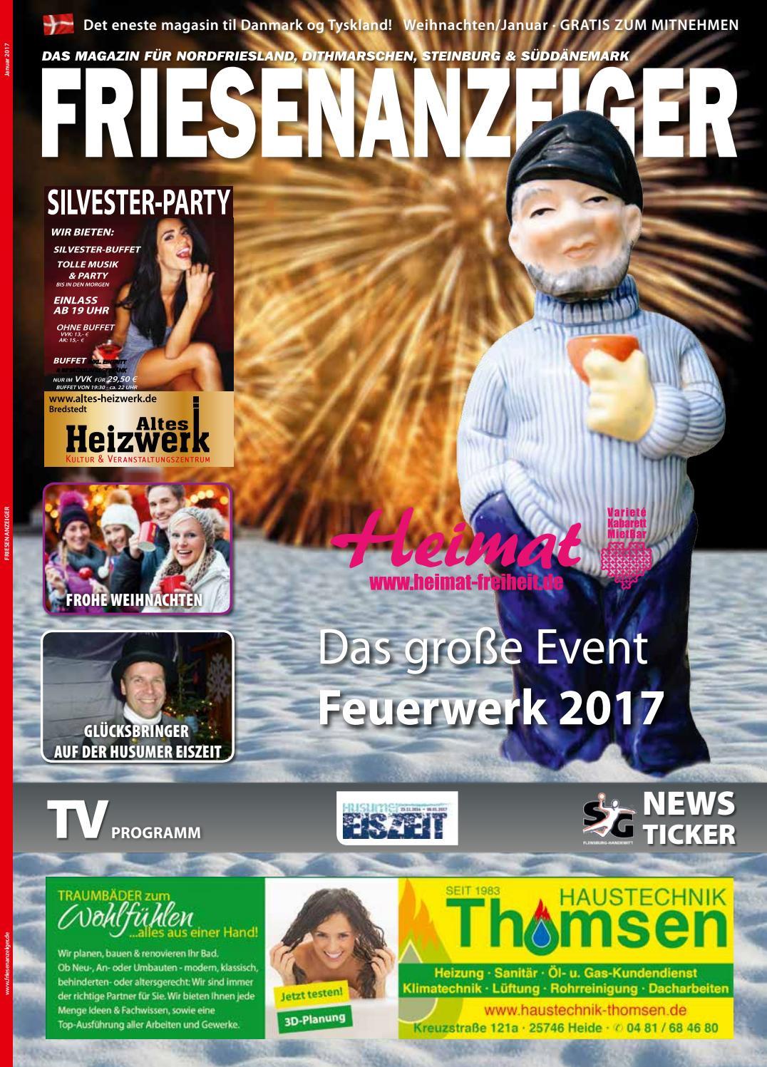 Friesenanzeiger Januar 2017 by Friesenanzeiger - issuu