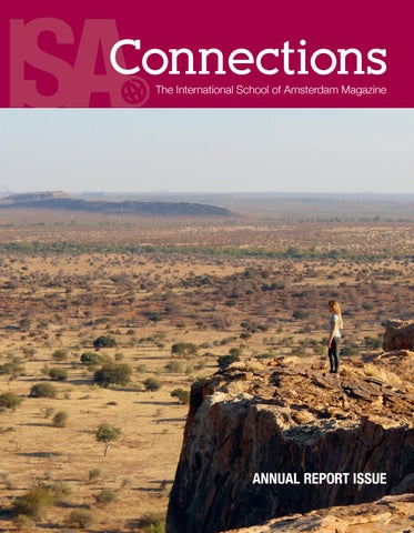 ISA Connections Issue 06 by The International School of