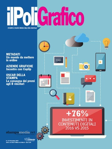 Il Poligrafico N 173 Novembre 2016 By Stratego Group Issuu