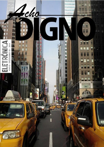 a524b66678b Acho Digno New York by Camila de Moraes - issuu
