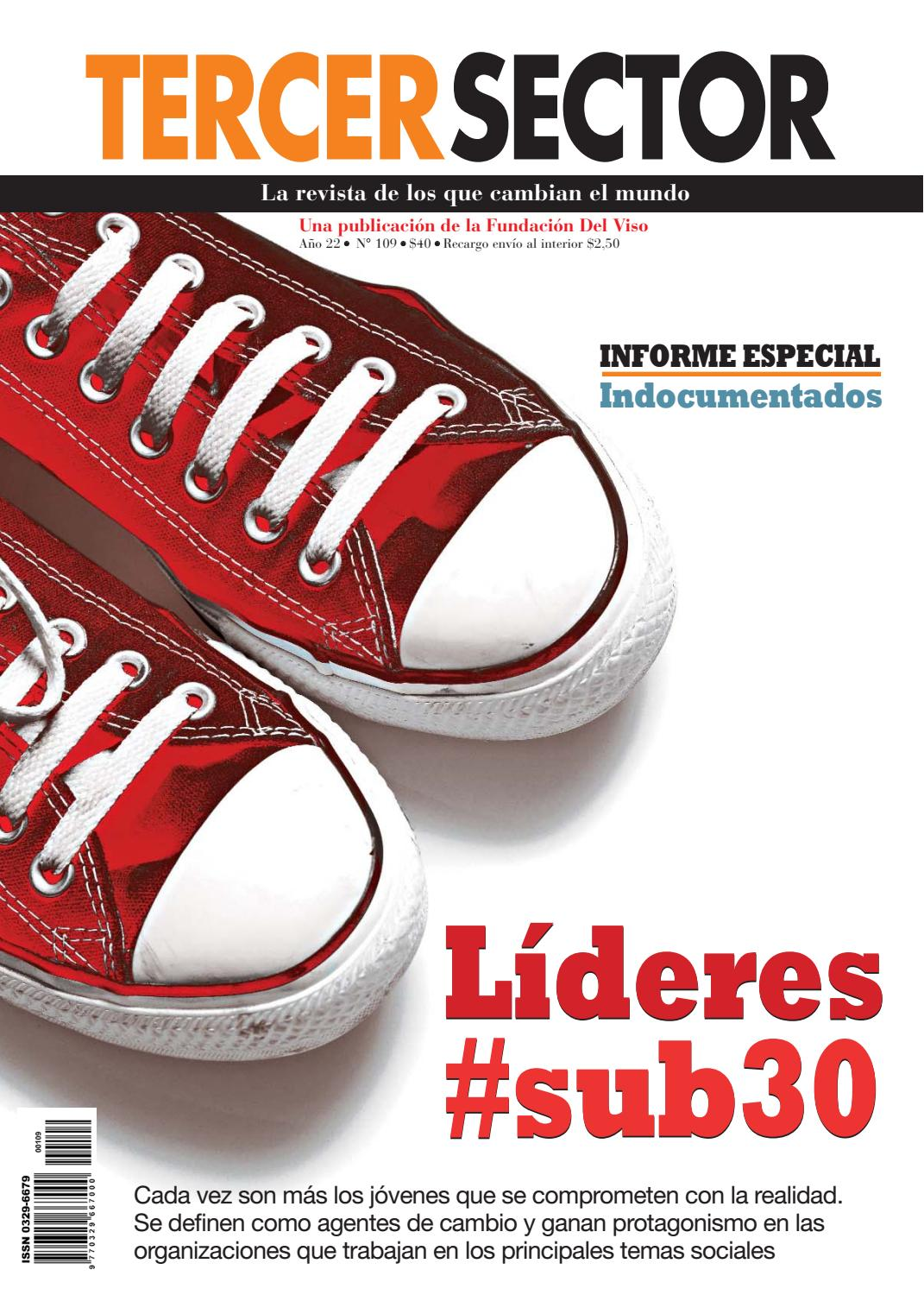 REVISTA TERCER SECTOR #109 by Tercer Sector - issuu