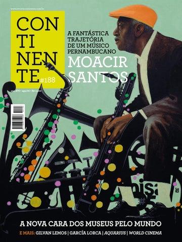 c75e899f67 Continente  188 - Moacir Santos by Revista Continente - issuu