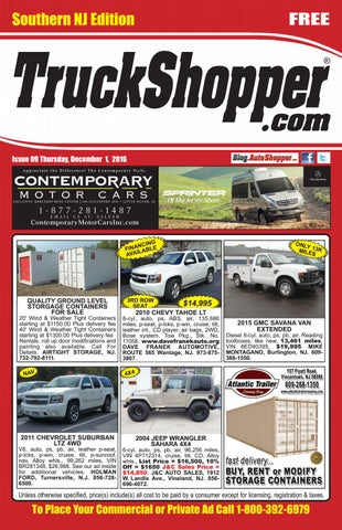 TruckShopper® – Northeast Region by Showcase Media - issuu