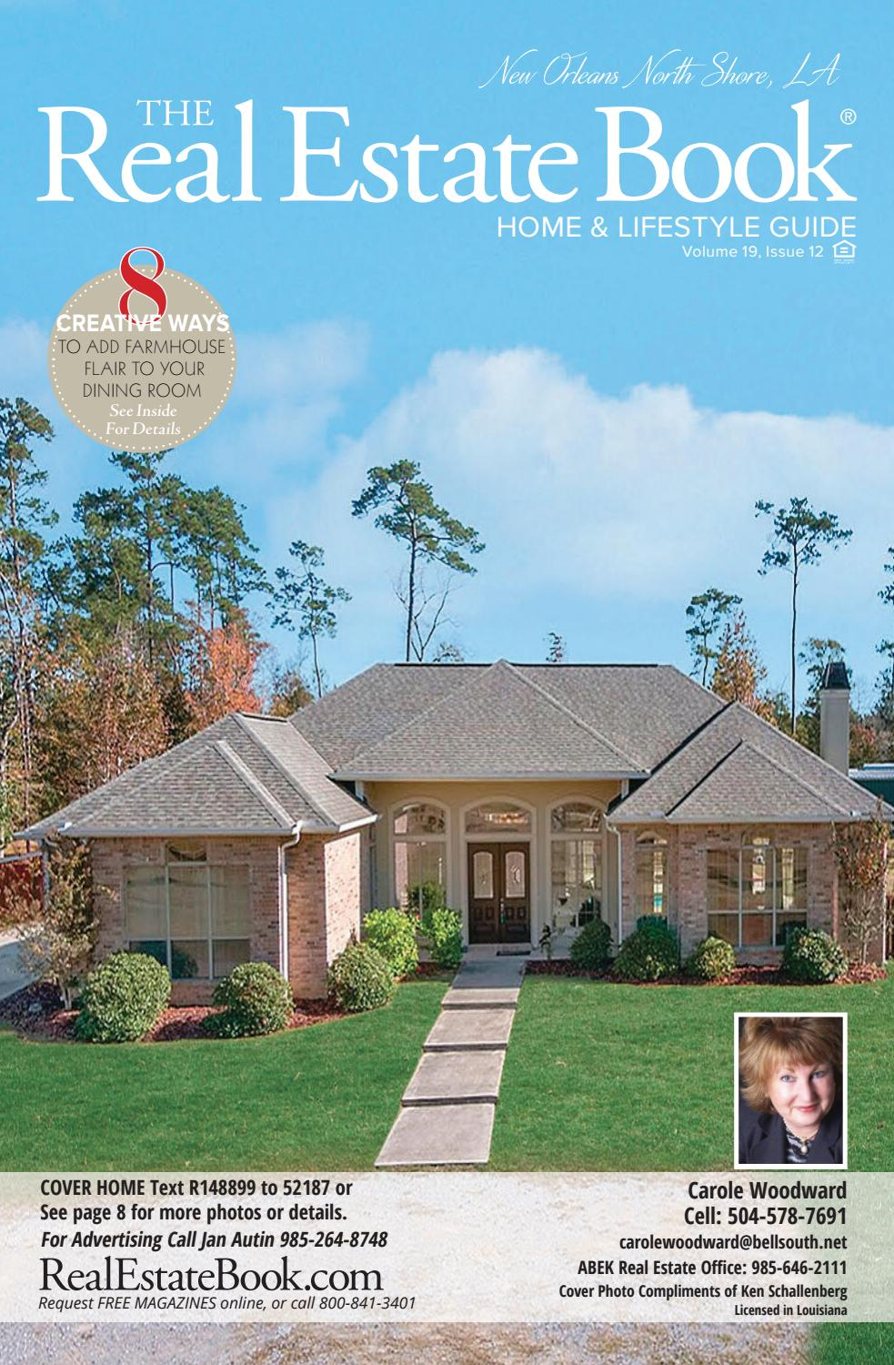 The Real Estate Book HOME & LIFESTYLE GUIDE by DFLYDesigns - issuu