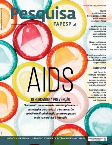 Aids  Reforçando a prevenção by Pesquisa Fapesp - issuu a2de9789ff4e8