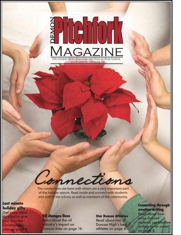 Demon Pitchfork Magazine December 2016