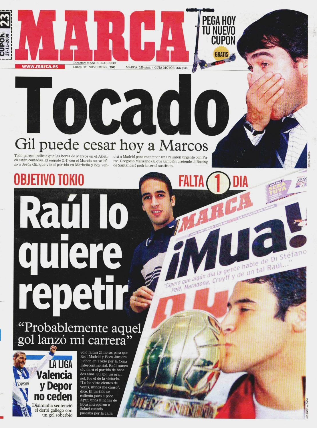 Marca 20001127 by Juan Carlos Matos Costa - issuu