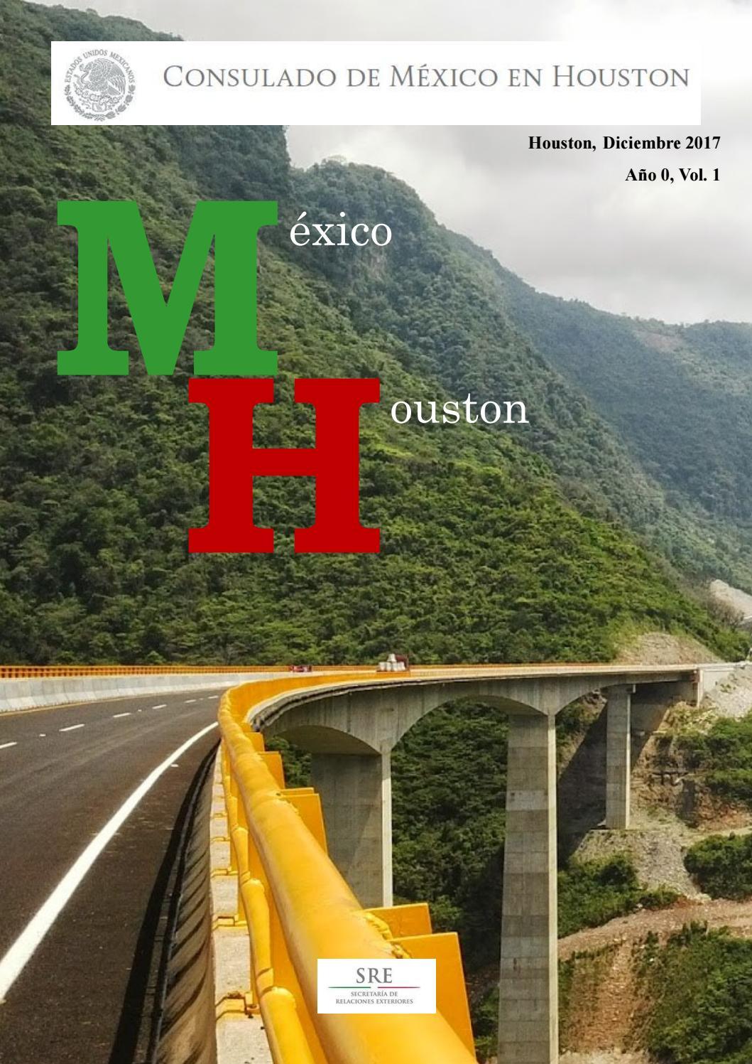 Revista consular diciembre 2016 a0v1 by Prensa Houston - issuu