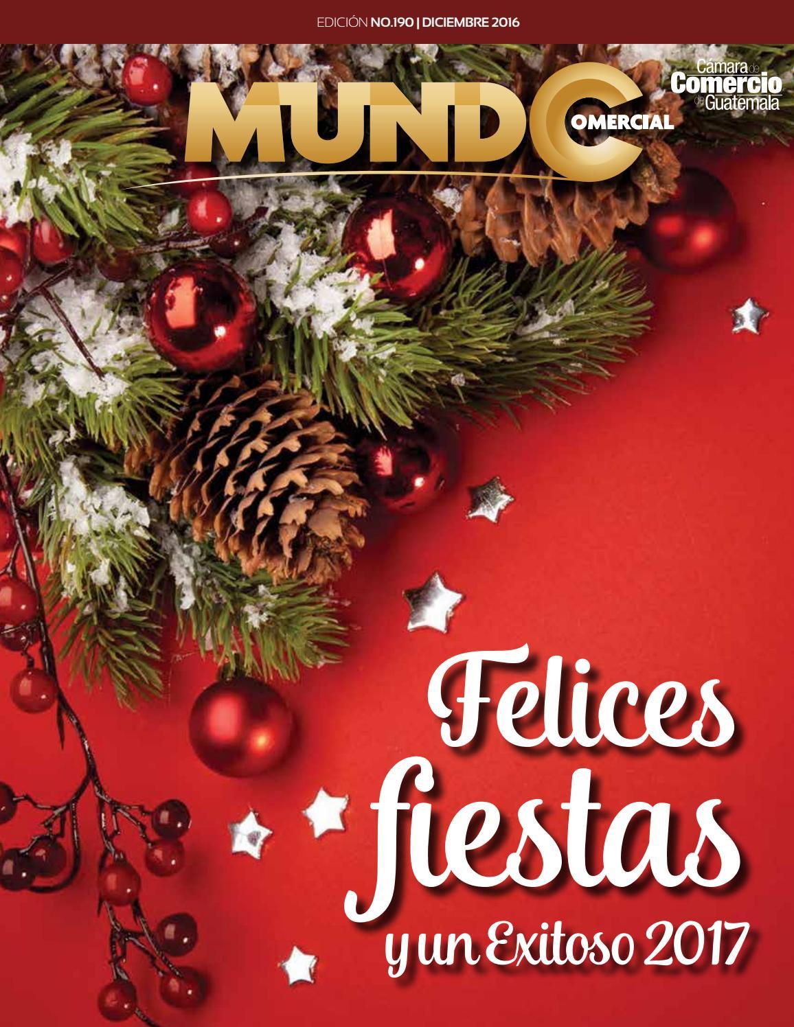 Revista Mundo Comercial No 190 By C Mara De Comercio De Guatemala  # Muebles Fiesta Jutiapa