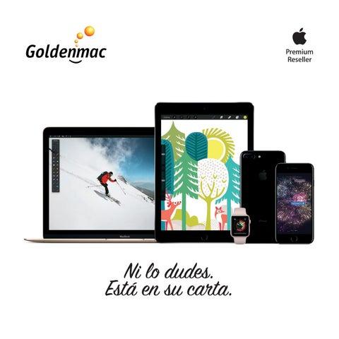 bb744414839 Catálogo Navidad 2016 Goldenmac Apple Premium Reseller by Goldenmac ...
