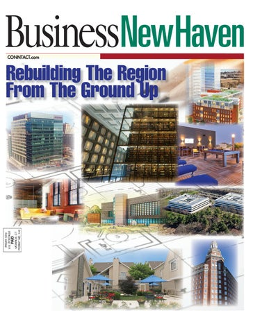 Business New Haven November December by Second Wind Media