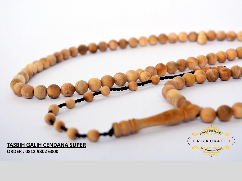 Tasbih Kayu Cendana Ukuran 8mm Isi 99 Shopee Indonesia