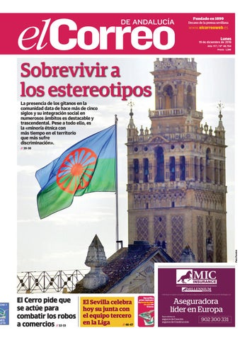 19 12 2016 el correo de andalucíael correo de andalucÍa s.l. - issuu