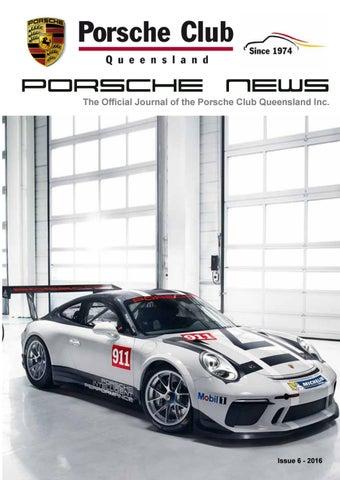 Porsche News December - January 2016 by Composite Colour - issuu 789889b3628f