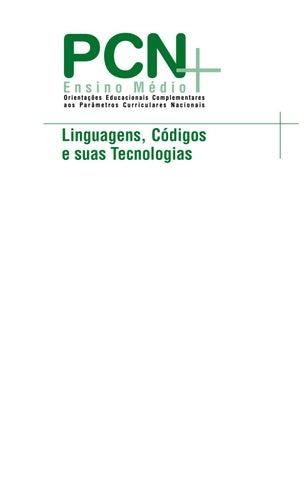 5 pcn em linguagens02 by Nivia Garcia - issuu 889e8306dee27