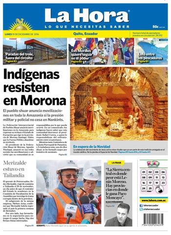 Quitocompletadiciembre19 By Diario La Hora Ecuador Issuu