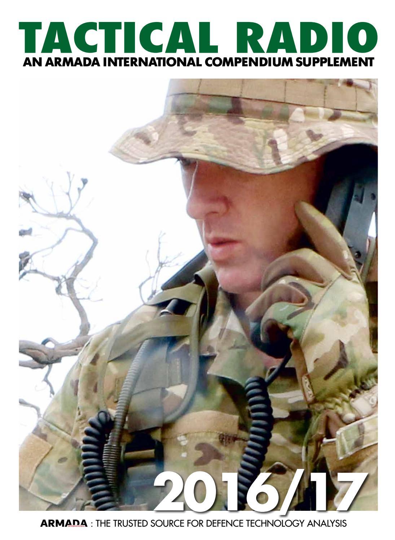 Compendium ARM - Tactical Radio - October/November 2016 by