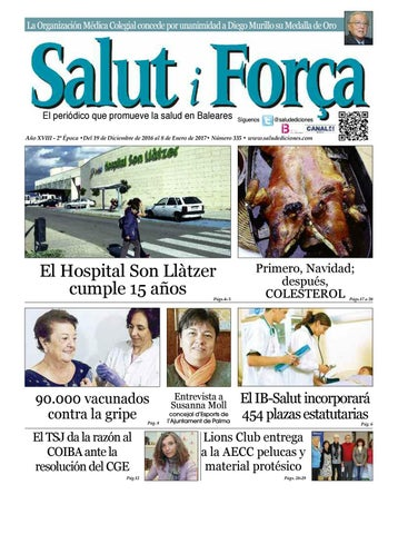335 Salut i Força Baleares by Salud Ediciones - issuu