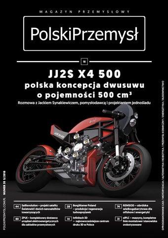 Polski Przemysł 5 352016 By Af Media Issuu