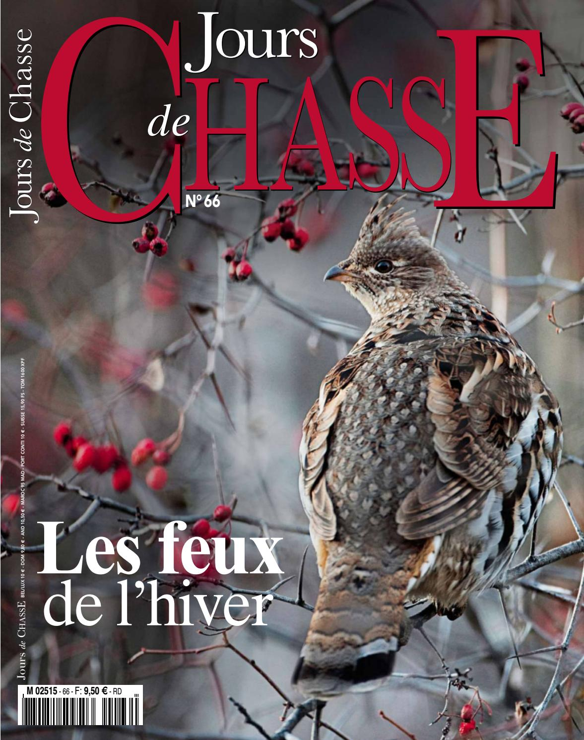 Jours de chasse hiver 2016 by Truyen Thich issuu