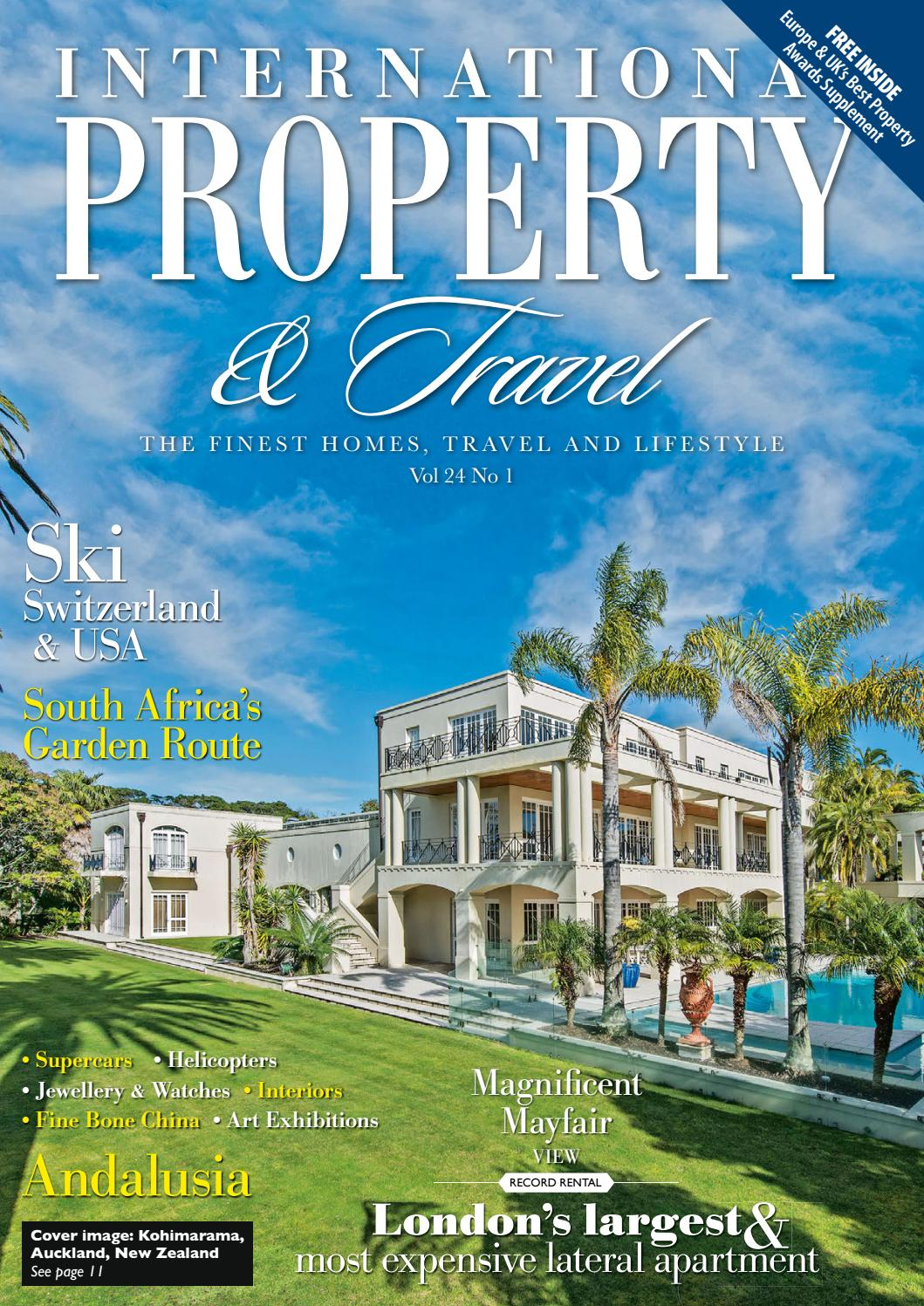 International Property & Travel Volume 24 Number 1 by International ...