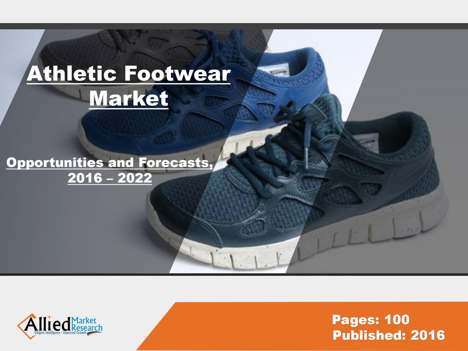 athletic shoes industry Find footwear market research reports and industry analysis for market segmentation data, market growth and new business opport  new balance athletic shoes (uk .