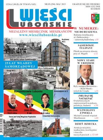 fc5d6fe1b9da6 Wieści Lubońskie 2015 05 by WiesciLubonskie - issuu