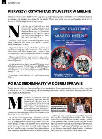Prestiż Magazyn Koszaliński wydanie (10/78) grudzień 2016 by