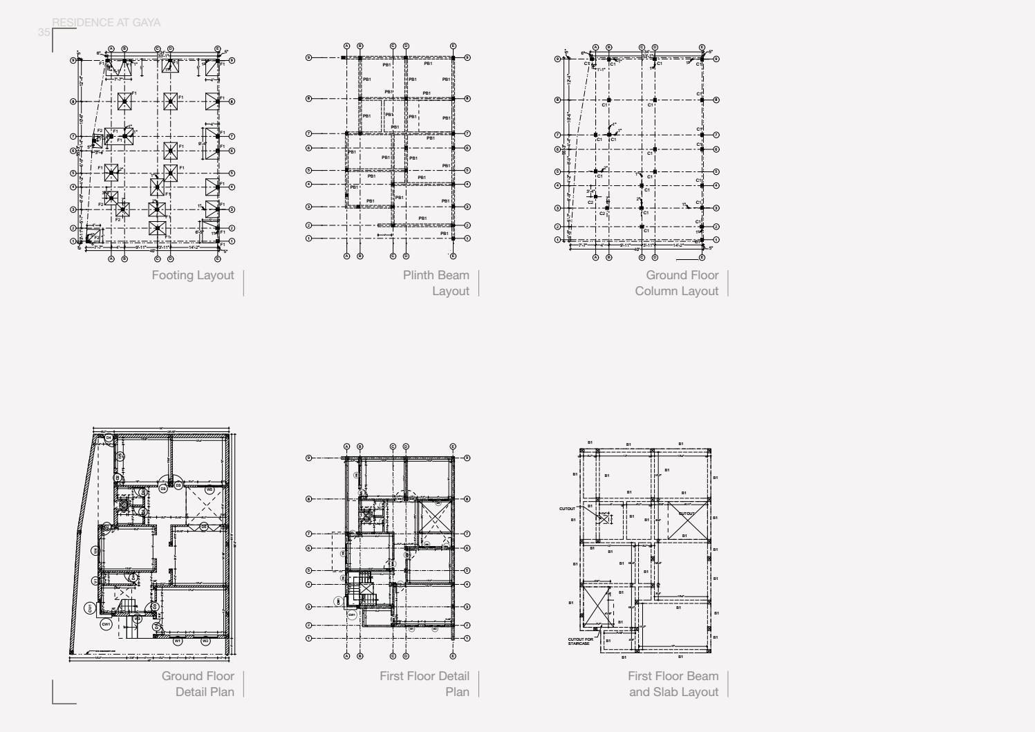 Architectural Portfolio- Gaurav Thapak by gauravthapak - issuu