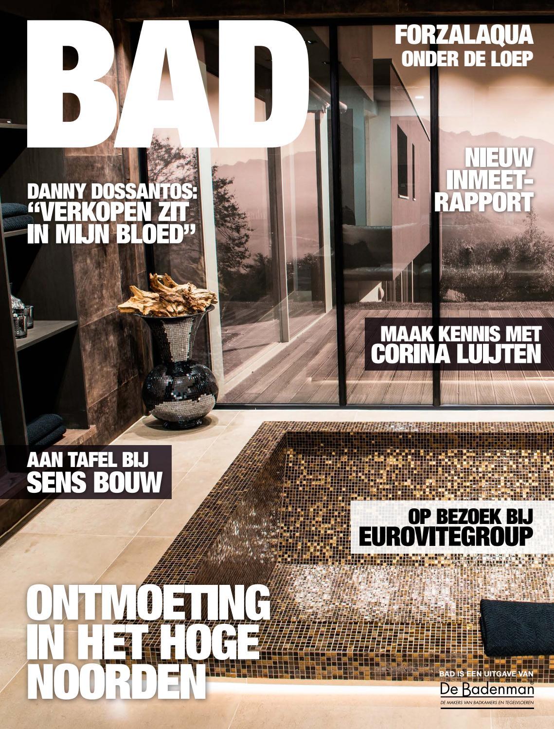 Badmagazine Nr 5 By De Badenman Issuu