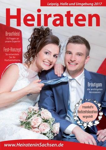 Heiraten in Leipzig, Halle und Umgebung 2017 by Werbung & Satz ...