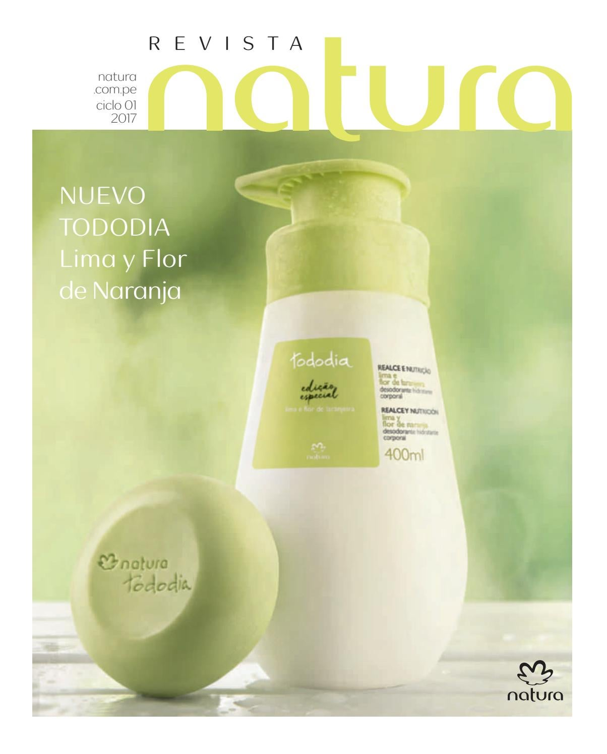 Catalogo natura peru 01 2017 by cat logos mujer issuu - Natura casa catalogo ...