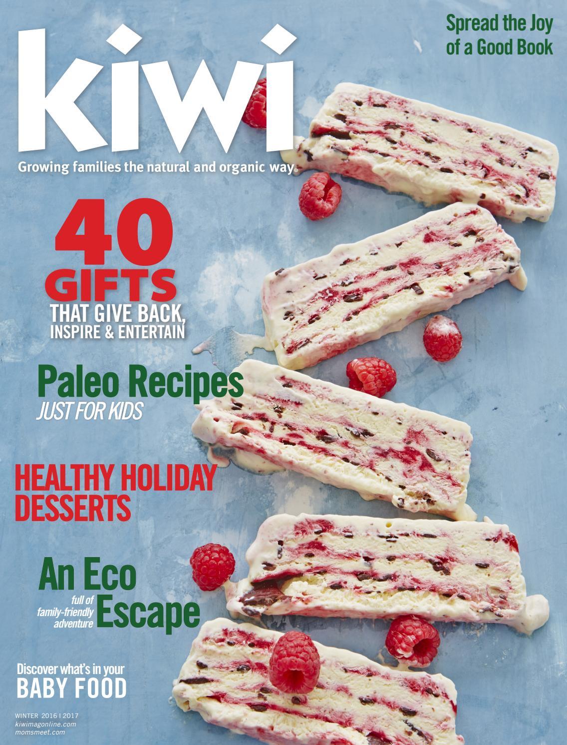 KIWI magazine - Winter 2016 | 2017 by May Media - issuu