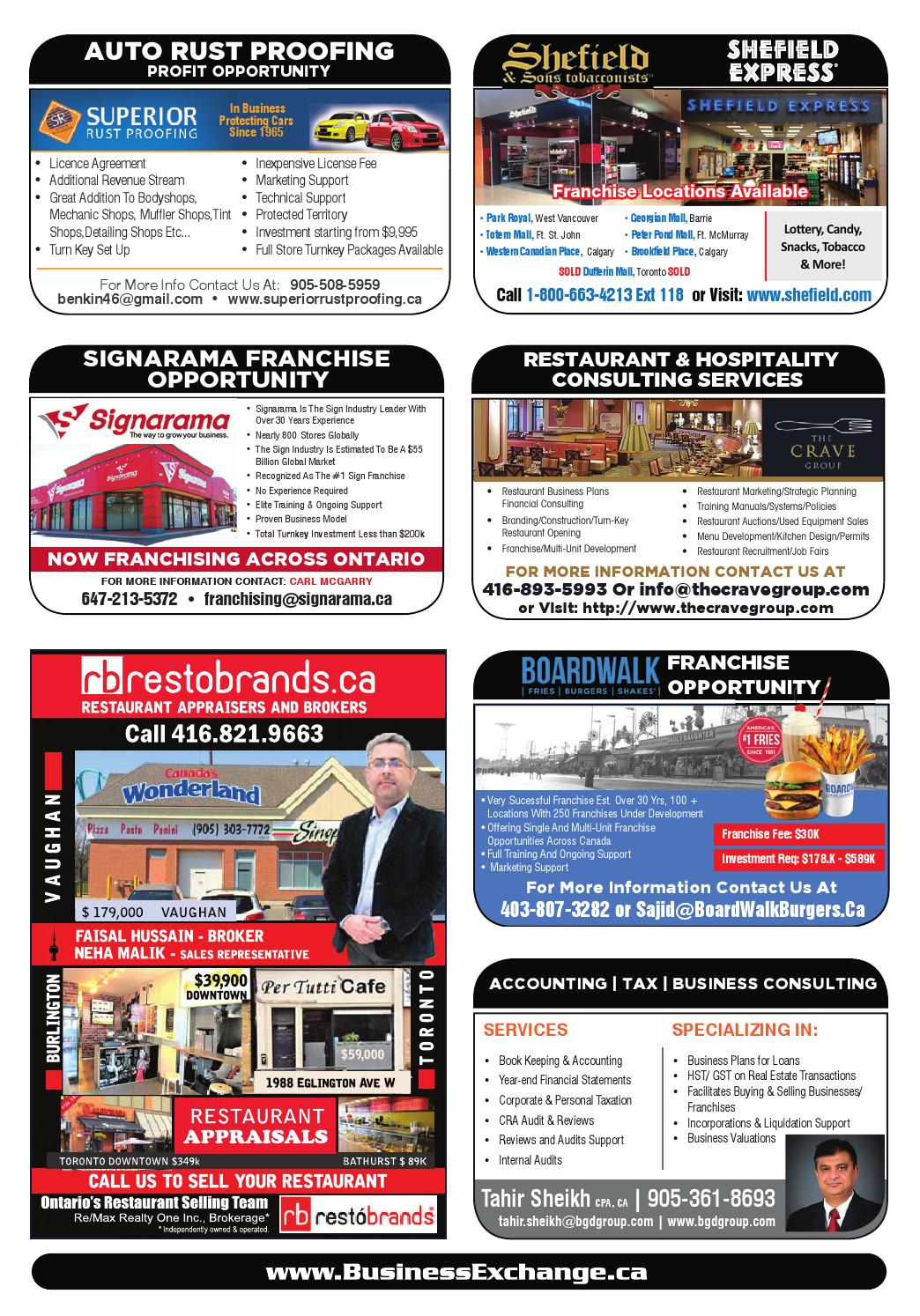 The Business Exchange BC - Dec 23, 2016 by The Business Exchange