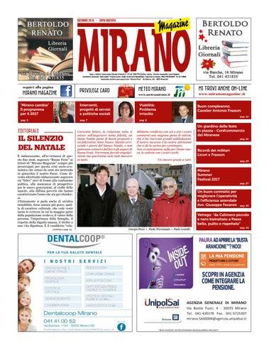 Mirano magazine dicembre 2016 by Tobias Capo - issuu e88d5a77782