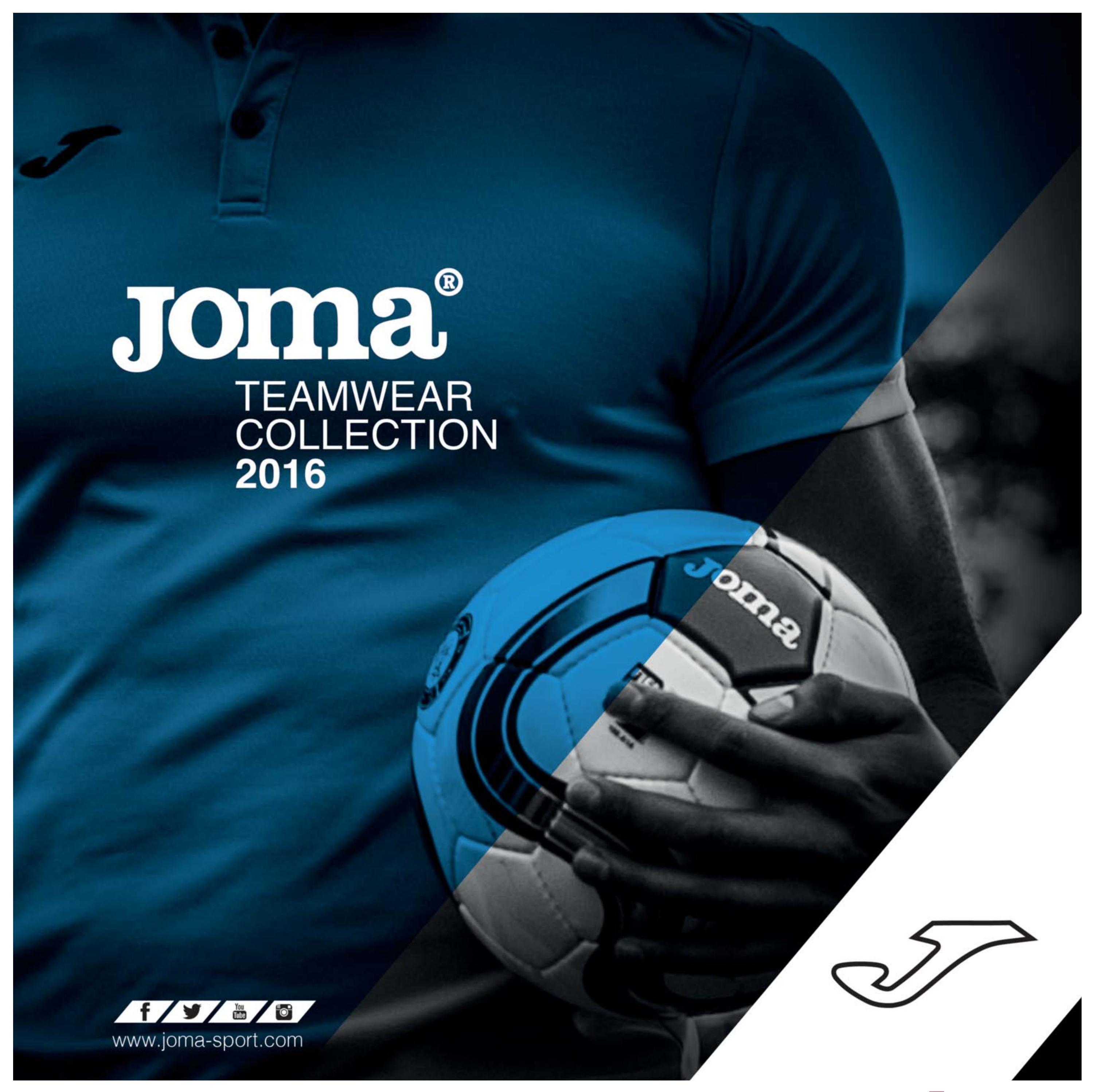 02814e4ca Teamwear 2016 (Germany) by JOMA SPORT - issuu