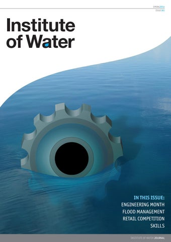4ad1f59c51224 Institute of Water 173 by Distinctive Publishing - issuu
