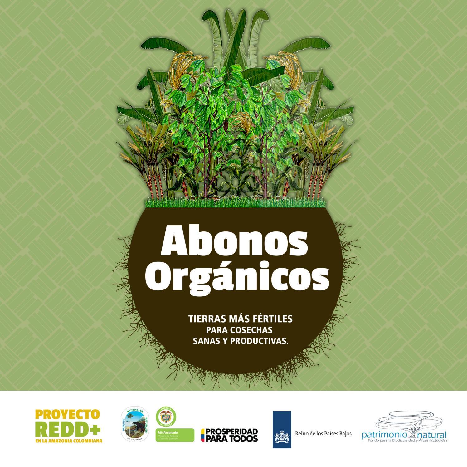 cartilla abonos orgnicos by antipoda_lab issuu - Abono Organico
