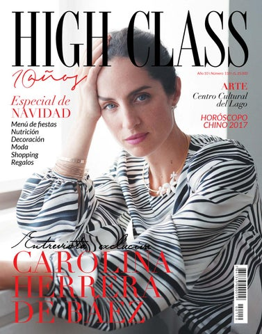 bff95eae44f High Class de Diciembre 2016 by Revista High Class - issuu