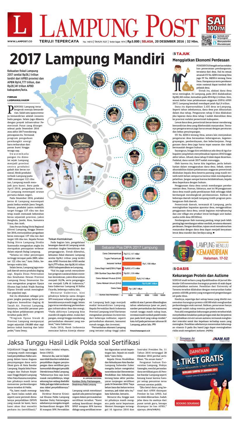Lampung Post Selasa 14b42b6cd7